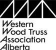 Western Wood Truss Association Alberta logo