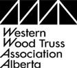 Western Wood Truss Association Alberta logo