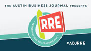 Austin Business Journal Residential Real Estate Awards