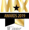 2019 MAX Awards Winner logo