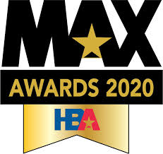 Home Builders Association of Greater Austin's MAX Awards 2020 Logo