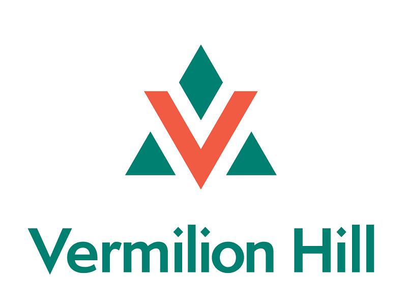 Vermillion Hill Community Logo