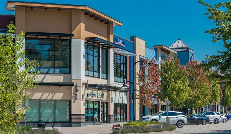 Qualico Commercial  Retail development