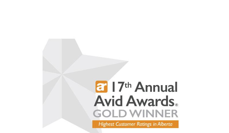 Avid Awards | Gold Award Winner | NuVista Homes | Alberta
