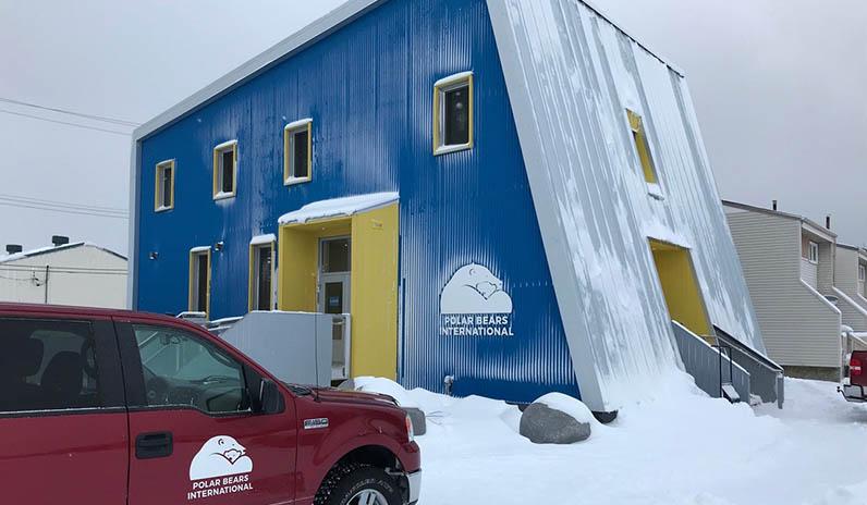 Polar Bears International House | Exterior