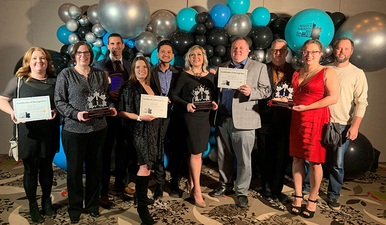 Pacesetter Homes Regina at RRHBA Master Awards Gala