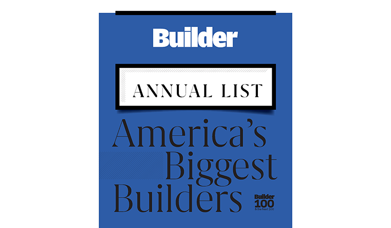 BUILDER 100 Cover for 2020