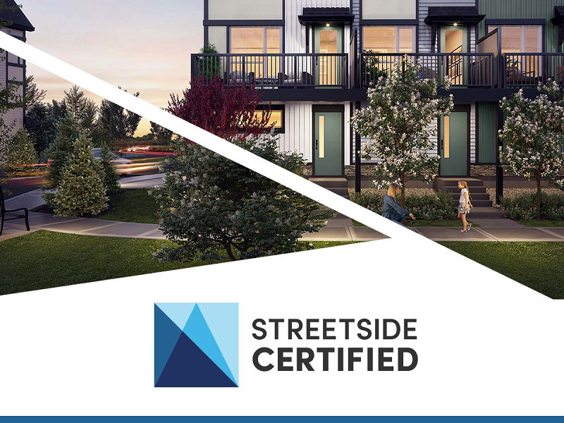 StreetSide Certified Feature