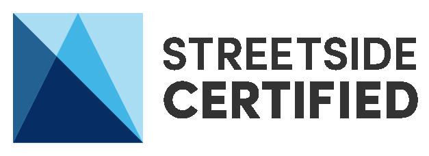 StreetSide Certified Logo
