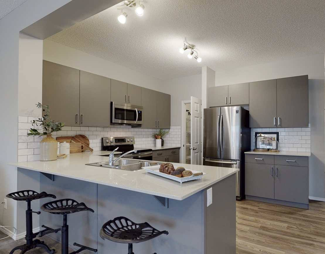 Sterling Homes Evolve Finishes - Counter Tops