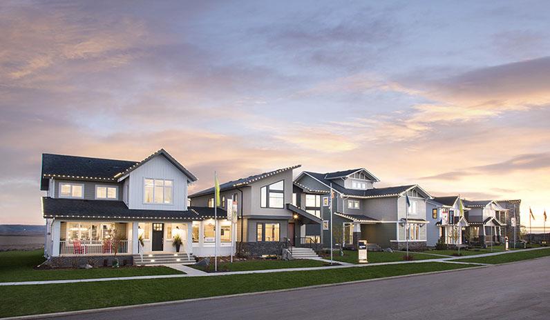 Harmony Aspen Show Homes