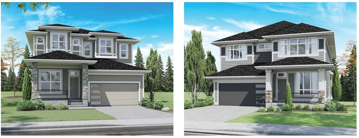 Latimer Creek Home Models