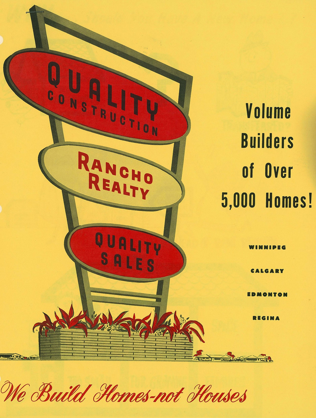 1959-62 Quality Construction booklet cover