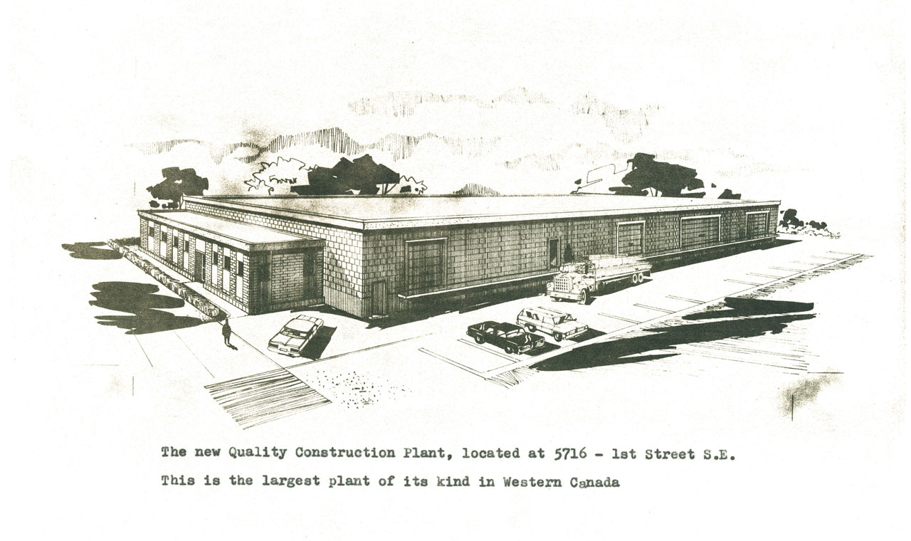 1968 Quality Construction Plant 1st Street