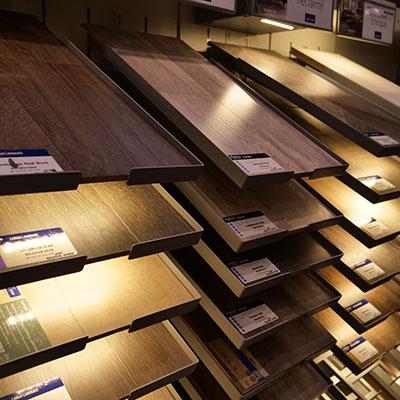 Qualico Floor Sample Boards