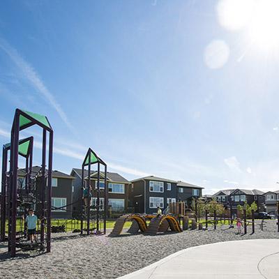 Evanston - Qualico Community located in Calgary