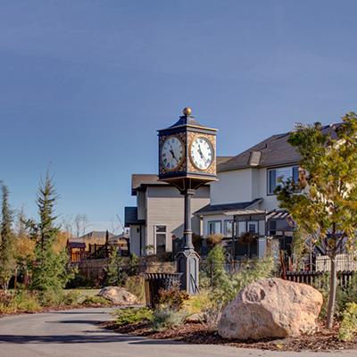 Langdale - Qualico Community located in Edmonton