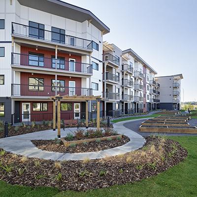 Aloft Tamarack Condos by StreetSide Developments Edmonton