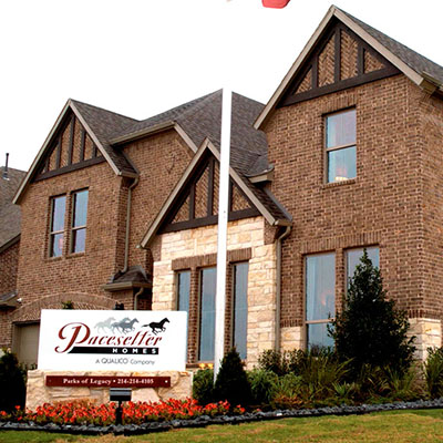 Pacesetter Dallas Home Picture of Showhome