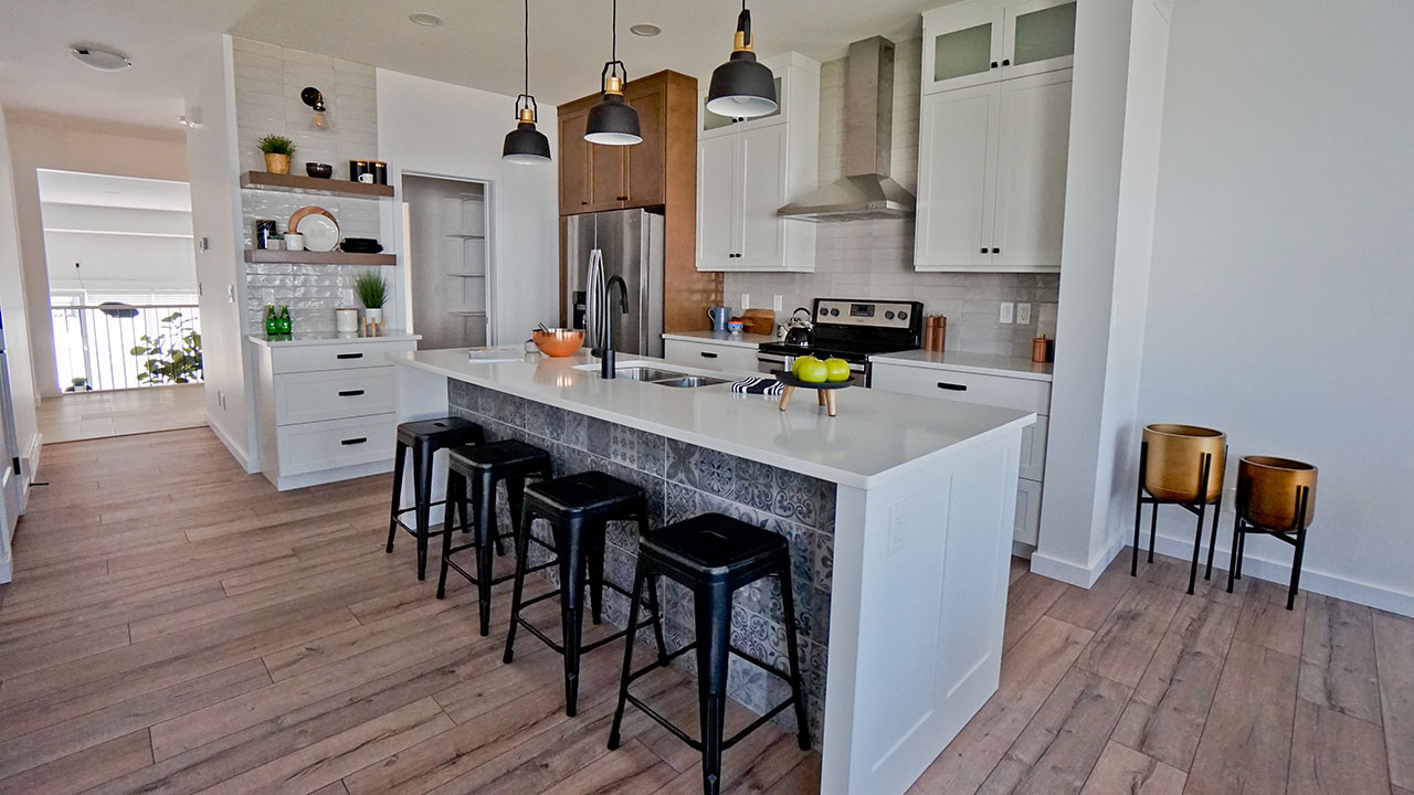 Montana Homes Saskatoon - 315 Dagnone Cres - Kitchen - Avid Gold Award