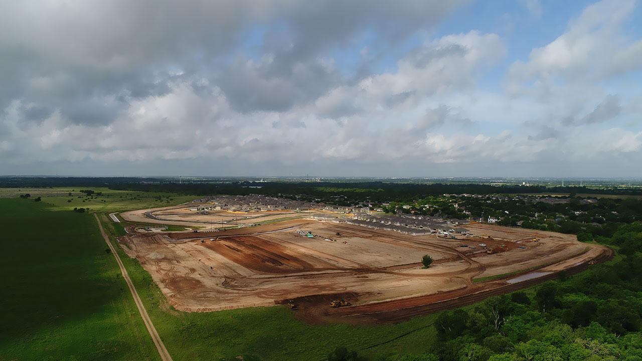 Austin-AustinsColony-Aerial-Development