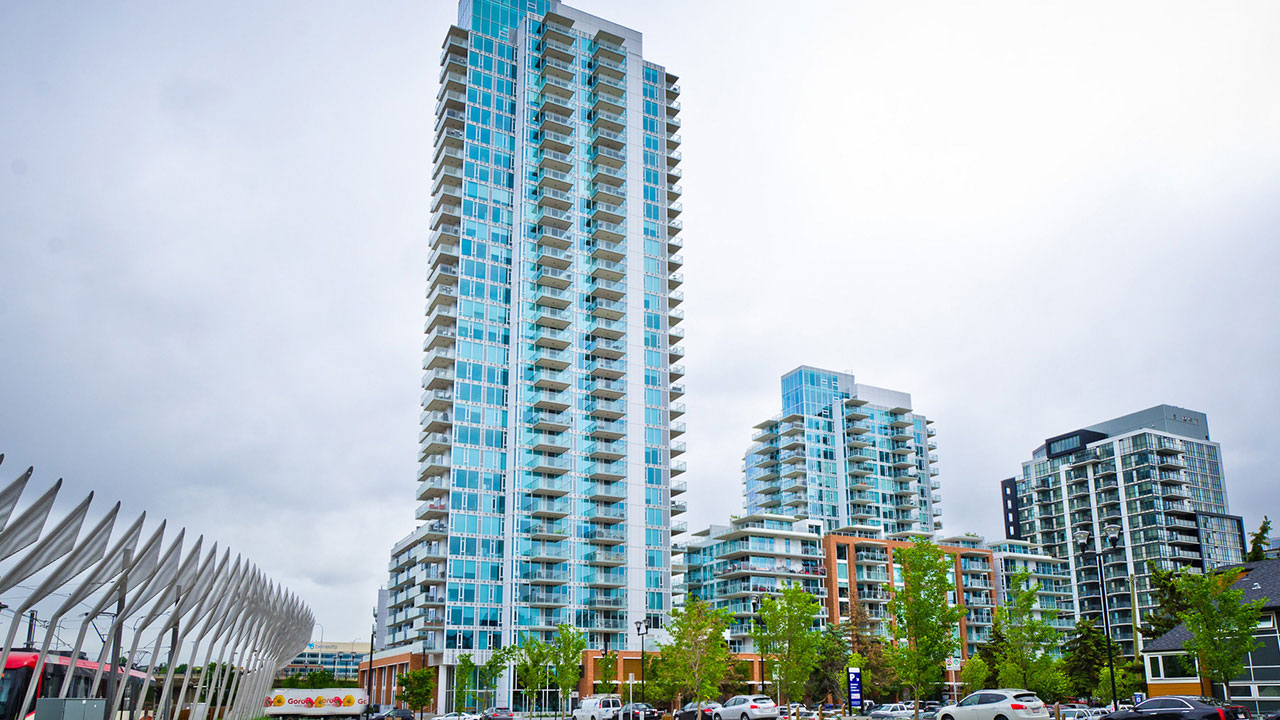 Rancho in Calgary manages a wide variety of condo and rental properties.