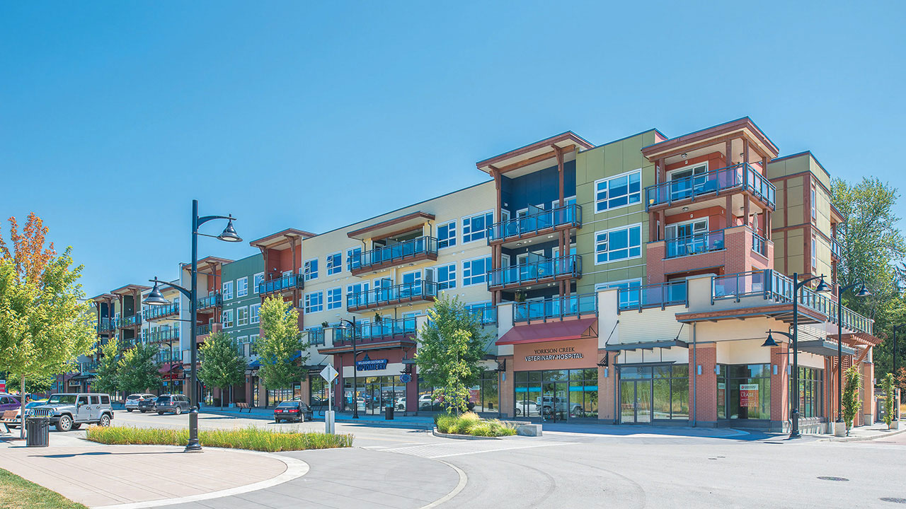 Condominiums at Willoughby Town Centre