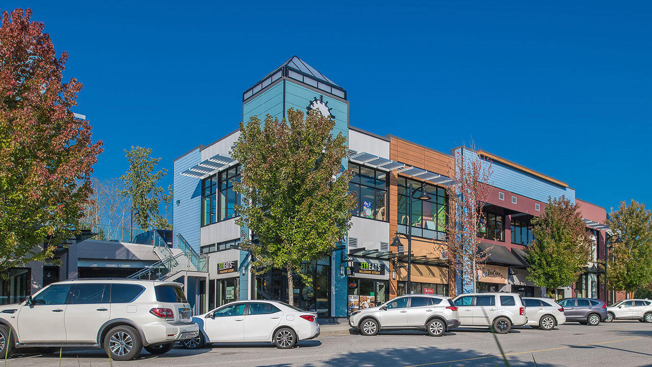 Willoughby Town Centre - Qualico Commercial Metro Vancouver