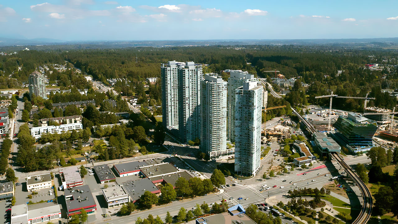 Condo property at 13688 100 Ave
