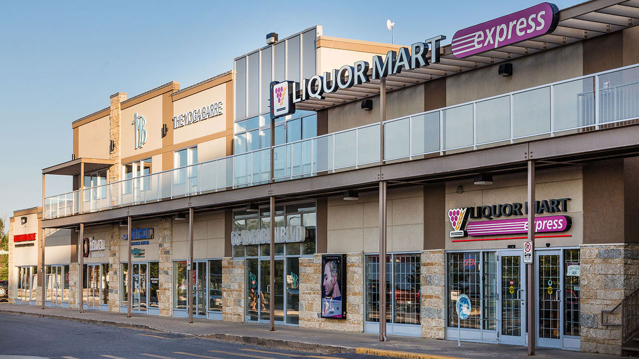 Park West Shopping Centre - Winnipeg