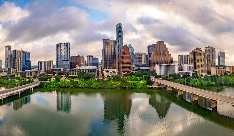 Austin Location Header GettyImages-1156528451