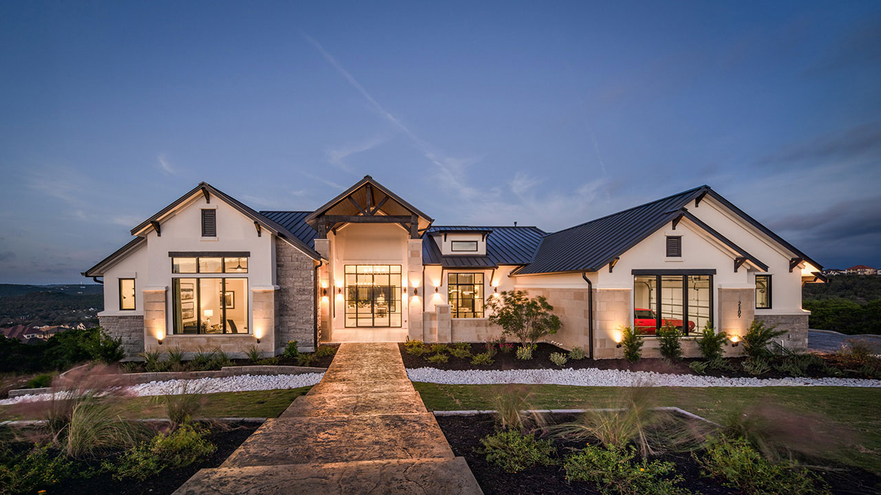 The Travisso by Hill Country Artisan Homes