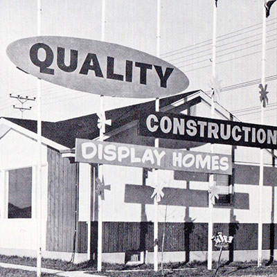 Quality Construction sign
