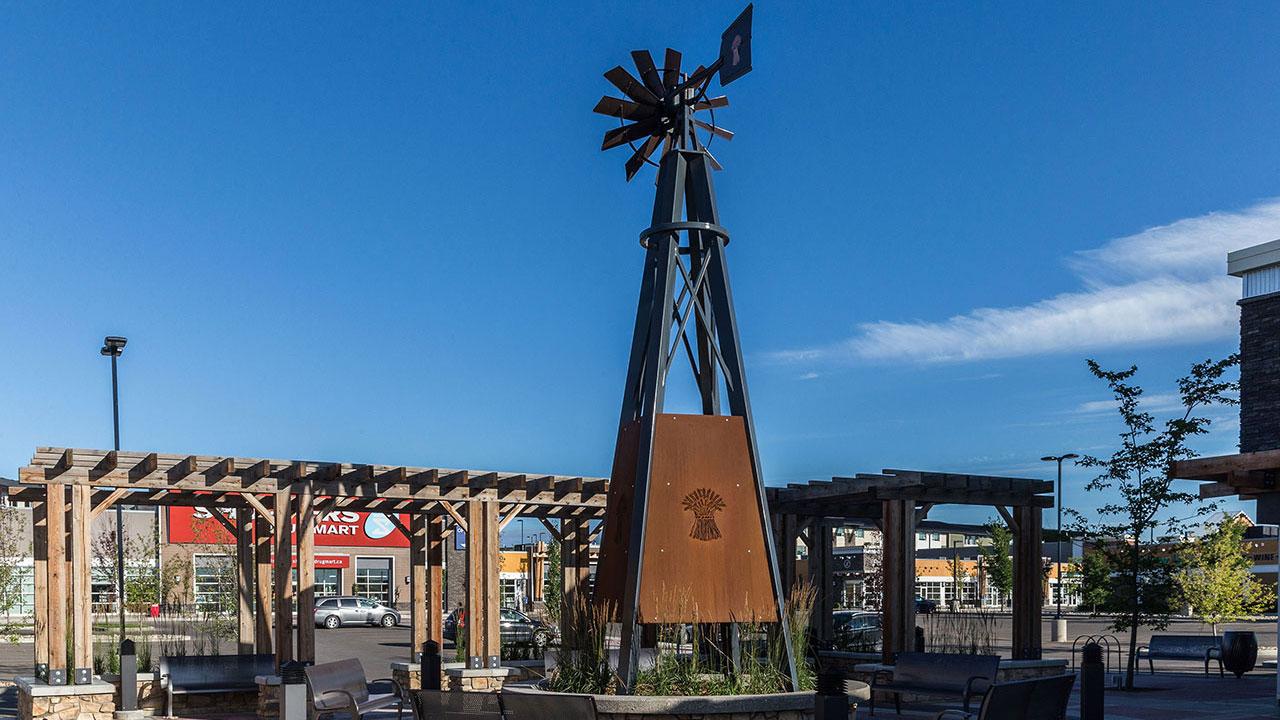 Evanston Towne Centre in Calgary.