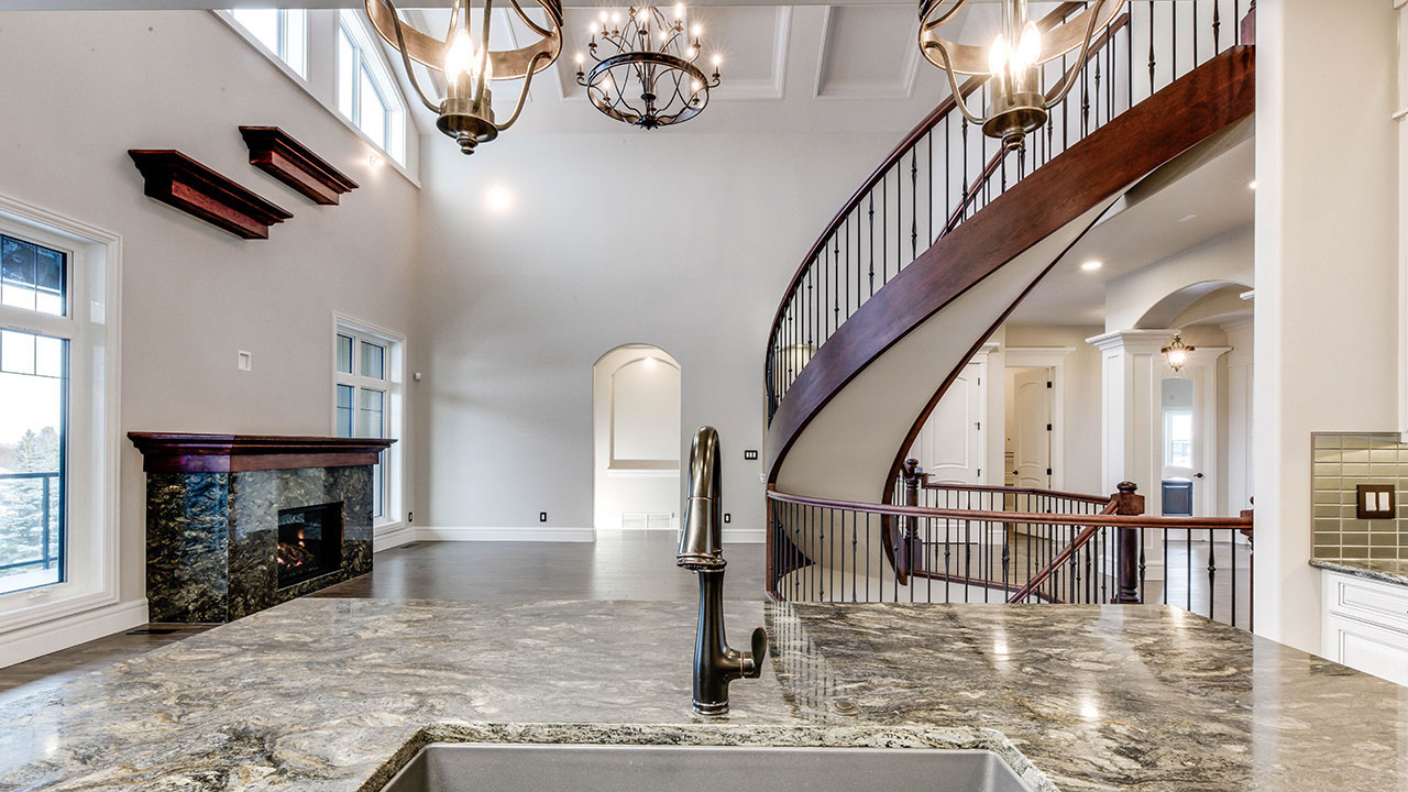 Augusta Fine Homes in Edmonton builds with elegance in mind
