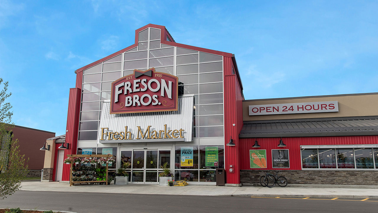 Freson Bros at Westpark in Fort Saskatchewan