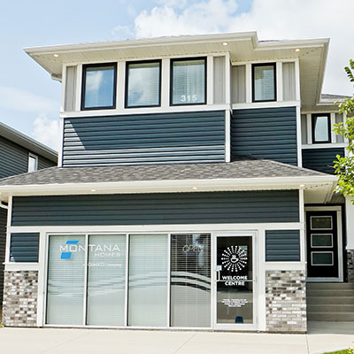 Montana Homes Shwohome in Saskatoon