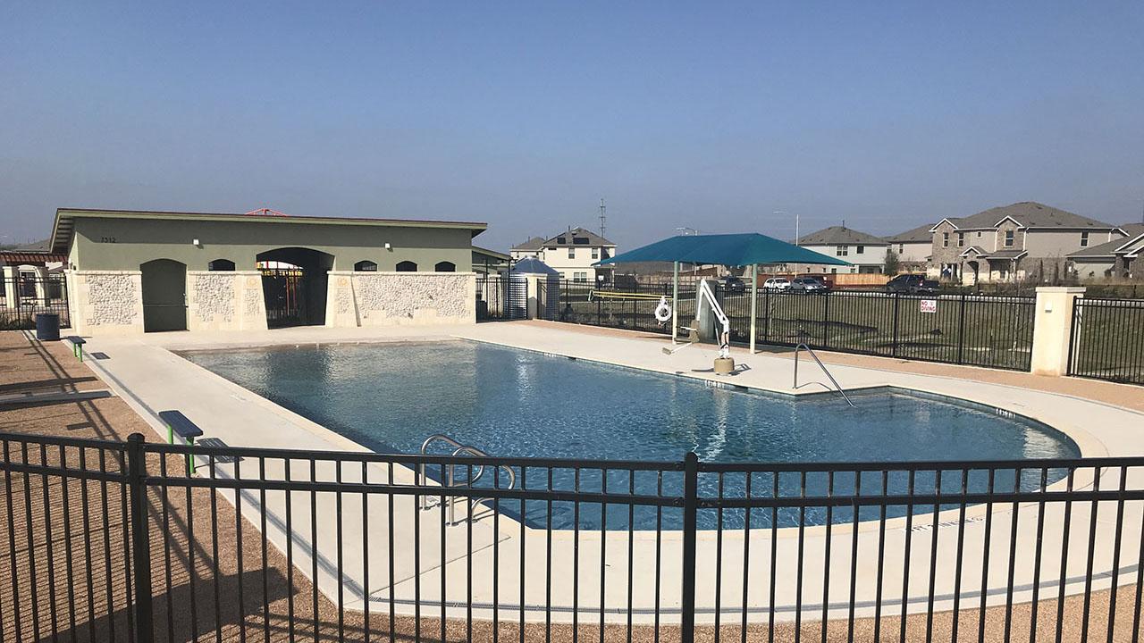 Sun Chase pool