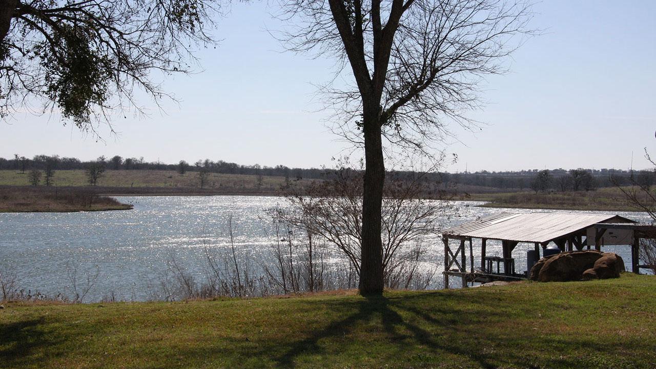 Sun Chase Lake
