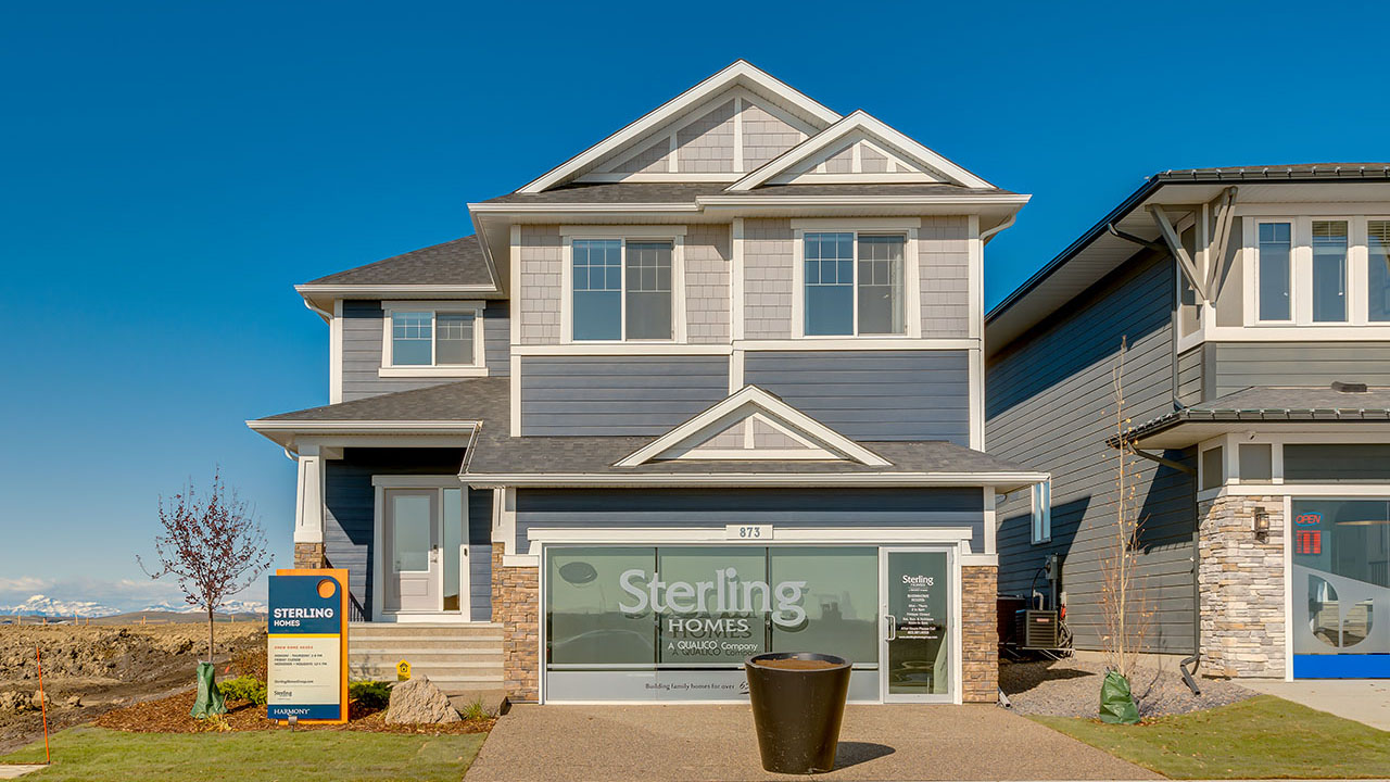 Sterling Calgary - Alexander Model - Front Exterior