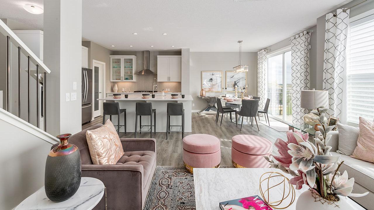49 Creekside Avenue - Sterling Homes Calgary's Berkshire 2 - Main Floor
