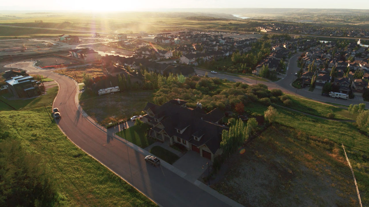 Communities Calgary - Crestmont View - Aerial-1