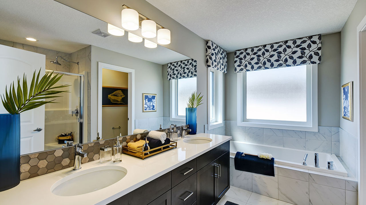 NuVista Homes Calgary - NuVista - Inverness - Bathroom