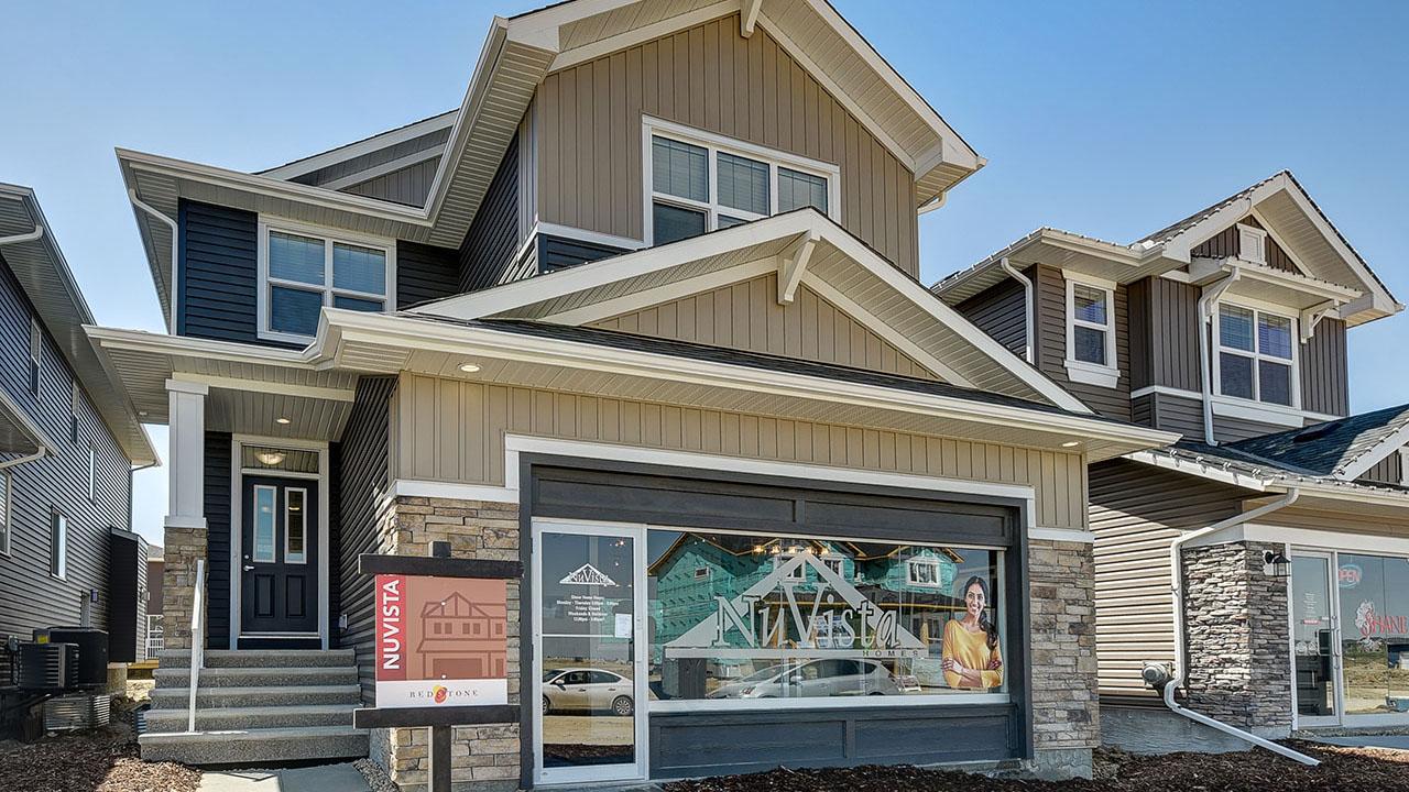 NuVista Homes Calgary - NuVista - Inverness - Exterior