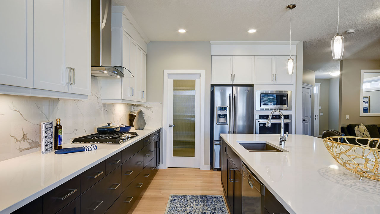 NuVista Homes Calgary - NuVista - Inverness - Kitchen