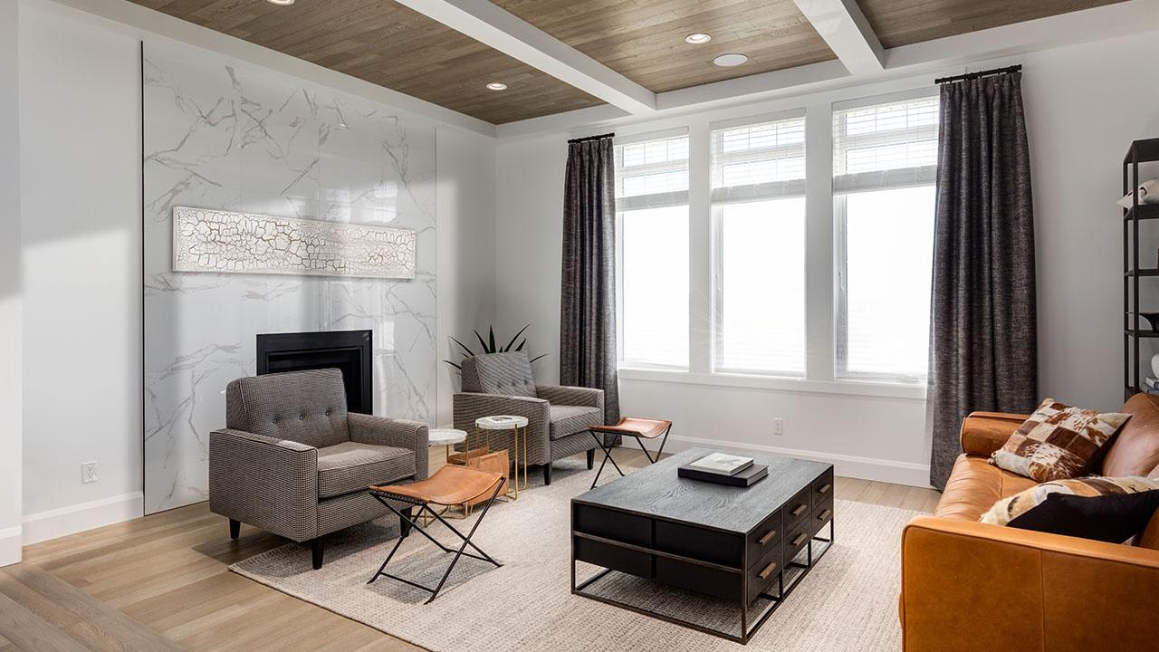 328 South Harmony Drive - Broadview Homes Calgary - Mercer - Great Room
