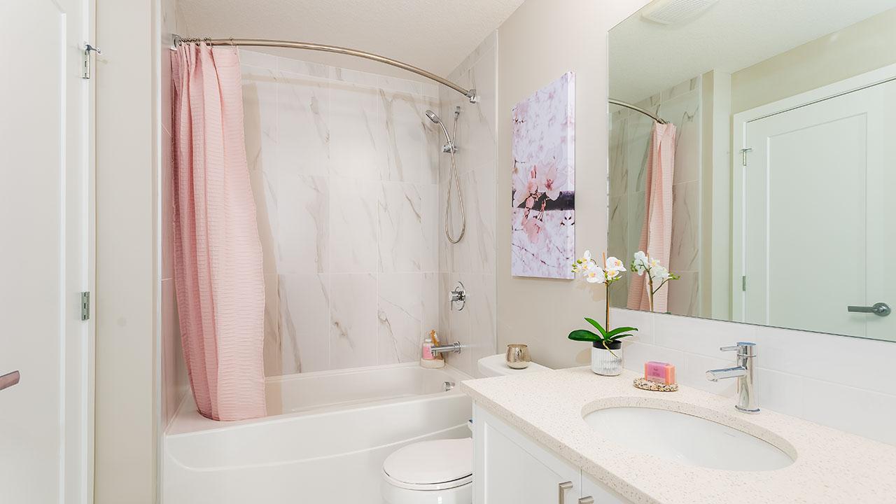 Vivace at West 85th - StreetSide Calgary - Vivace - A - Bathroom