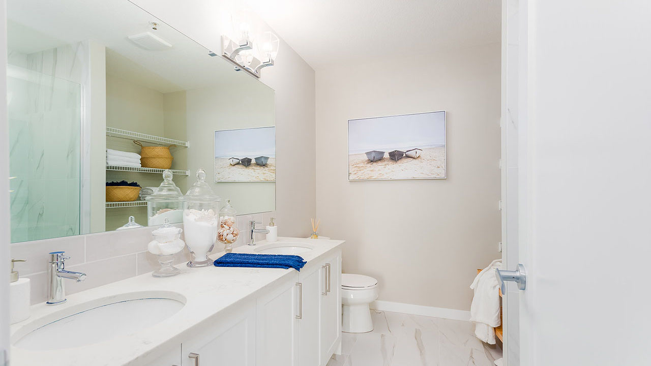 Vivace at West 85th - StreetSide Calgary - Vivace - B - Bathroom