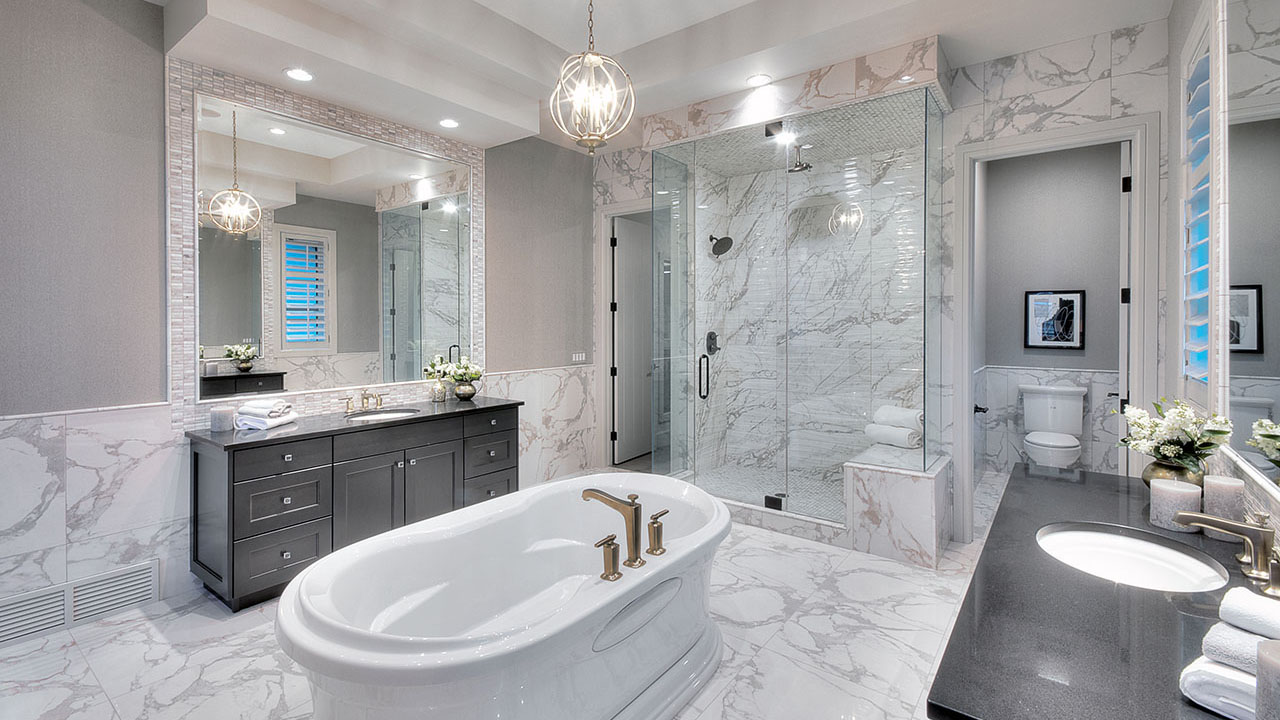 Augusta Fine Homes Calgary - Westwood-Bathroom