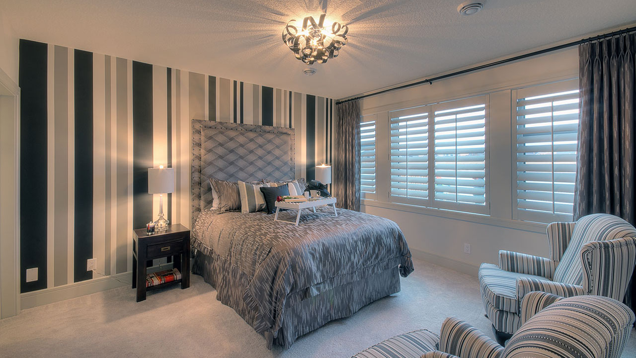 Augusta Fine Homes Calgary - Westwood - Bedroom